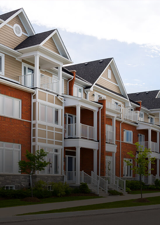 Residential Buildings up to 3 Stories